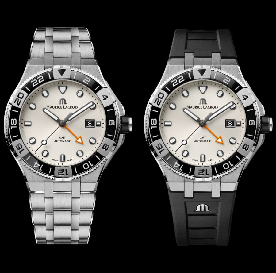 Maurice Lacroix Aikon Venturer GMT For Sale