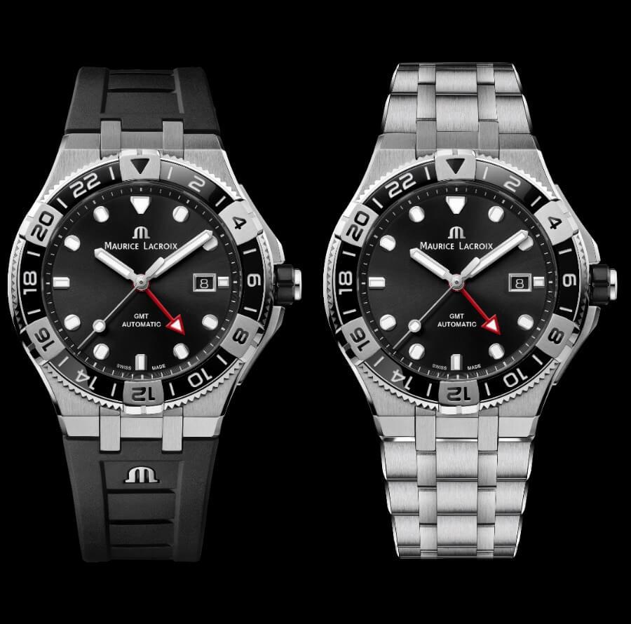 Maurice Lacroix Aikon Venturer GMT Watch Review