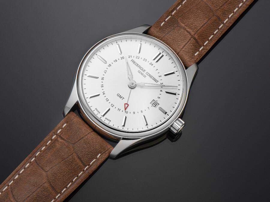 Frederique Constant Classics Quartz GMT Review