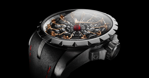 Roger Dubuis Excalibur Knights of the Round Table RDDBEX0806 (Price, Pictures and Specifications)