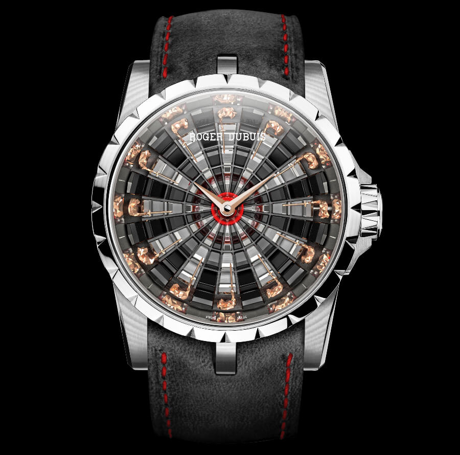 Roger Dubuis Excalibur Knights of the Round Table Ref. RDDBEX0806