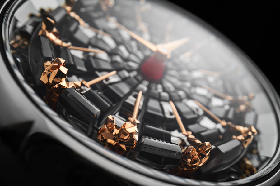 Roger Dubuis Excalibur Knights of the Round Table Ref. RDDBEX0806 Dial