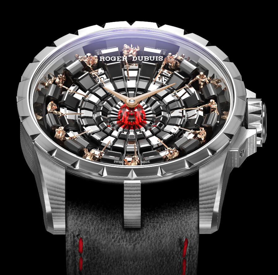 The New Roger Dubuis Excalibur Knights of the Round Table RDDBEX0806