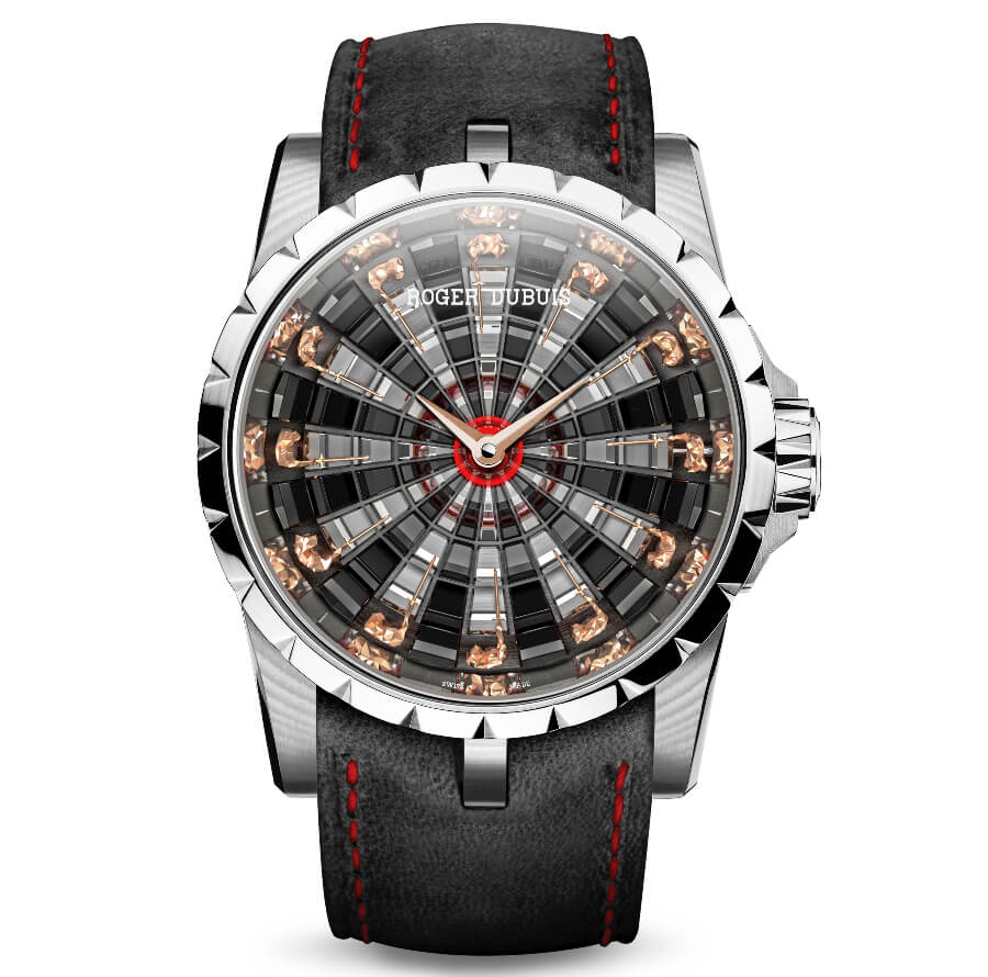 Roger Dubuis Excalibur Knights of the Round Table RDDBEX0806 Review