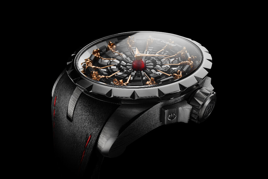 Roger Dubuis Excalibur Knights of the Round Table RDDBEX0806 Watch Review