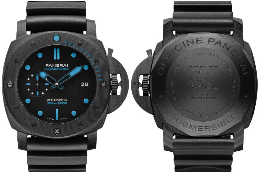 Panerai Submersible Carbotech 47mm (PAM1616) Review