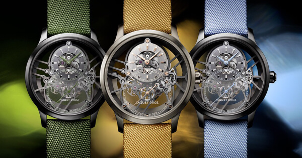 Jaquet Droz Grande Seconde Skelet-One (Price, Pictures and Specifications)
