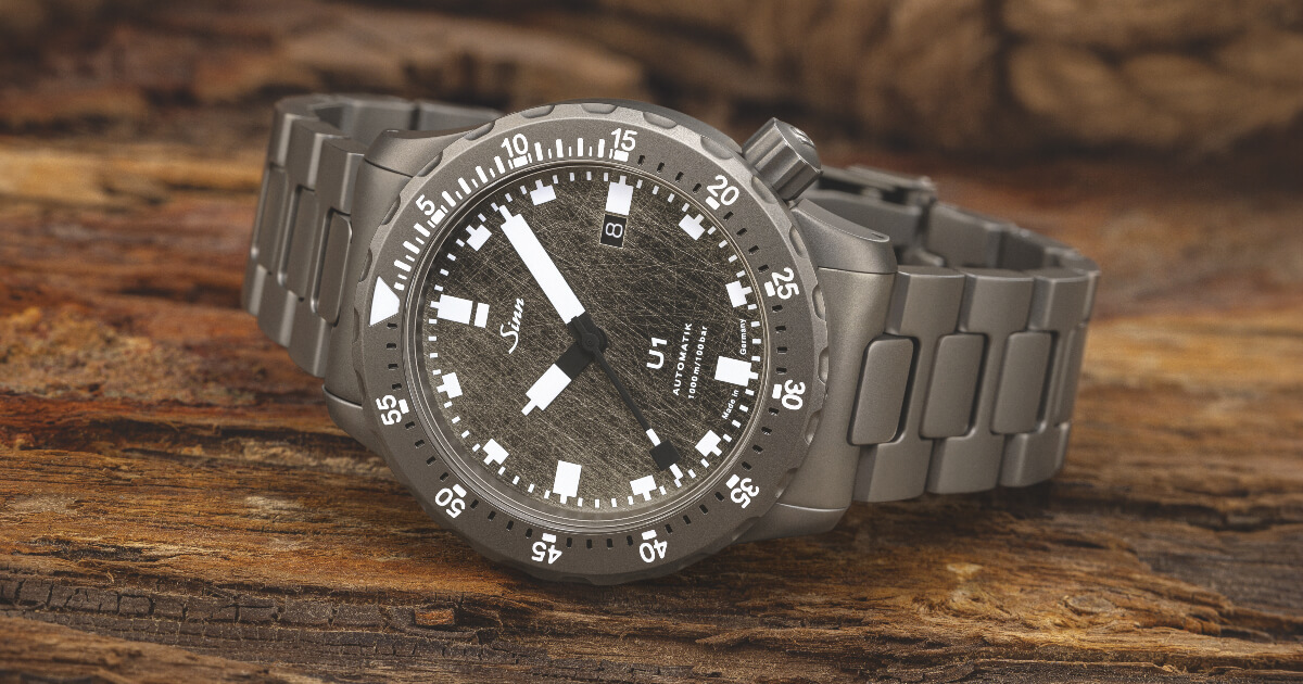 Sinn U1 DS (Price, Pictures and Specifications)