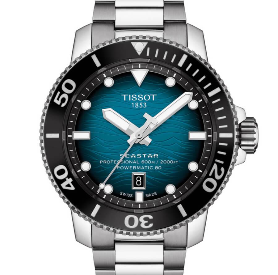 The New Tissot Seastar 2000 Professional