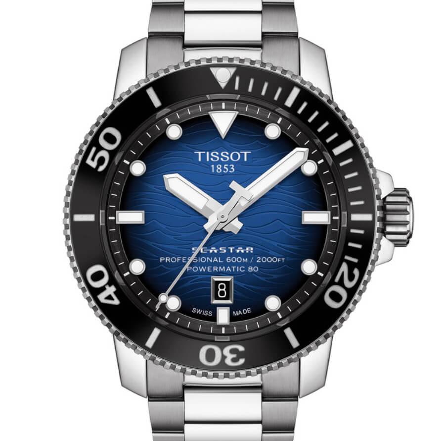 Review Tissot Seastar 2000 Professional