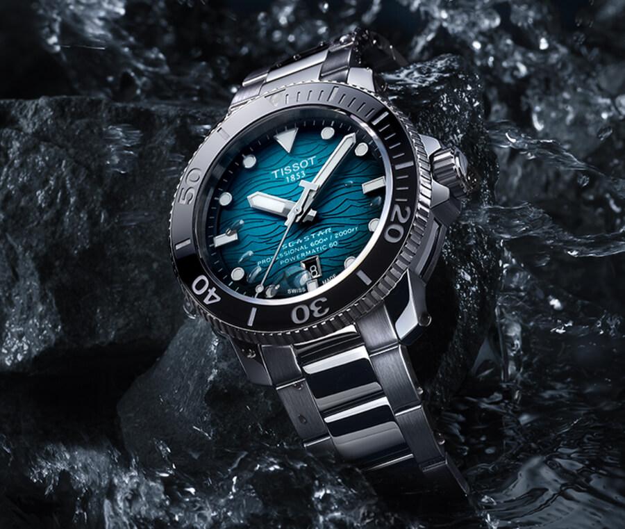 Tissot Seastar 2000 Professional Watch Review