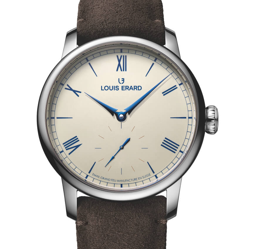 The New Louis Erard Excellence Email Grand Feu