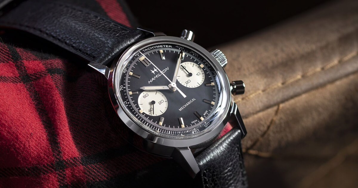 Hamilton Intra-Matic Chronograph H (Price, Pictures and Specifications)