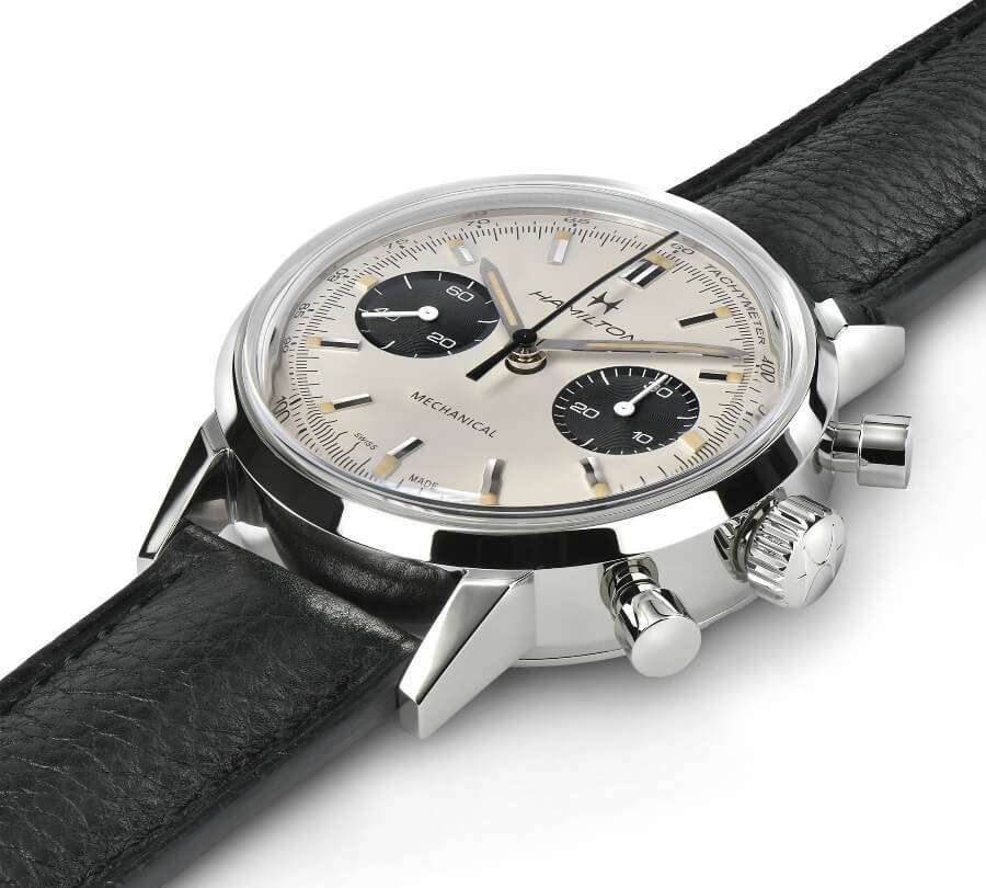 Hamilton Intra-Matic Chronograph H Review