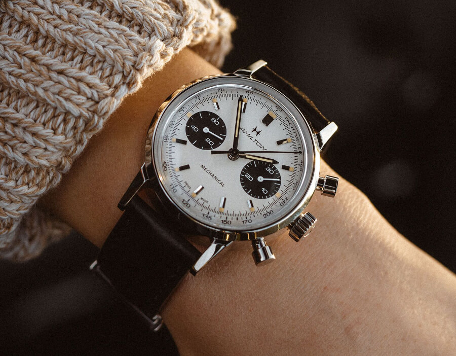Hamilton Intra-Matic Chronograph H Watch Review