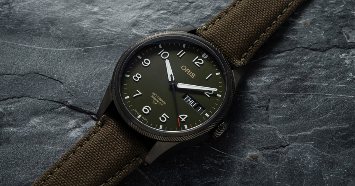 Oris ProPilot TLP Limited Edition (Price, Pictures and Specifications)