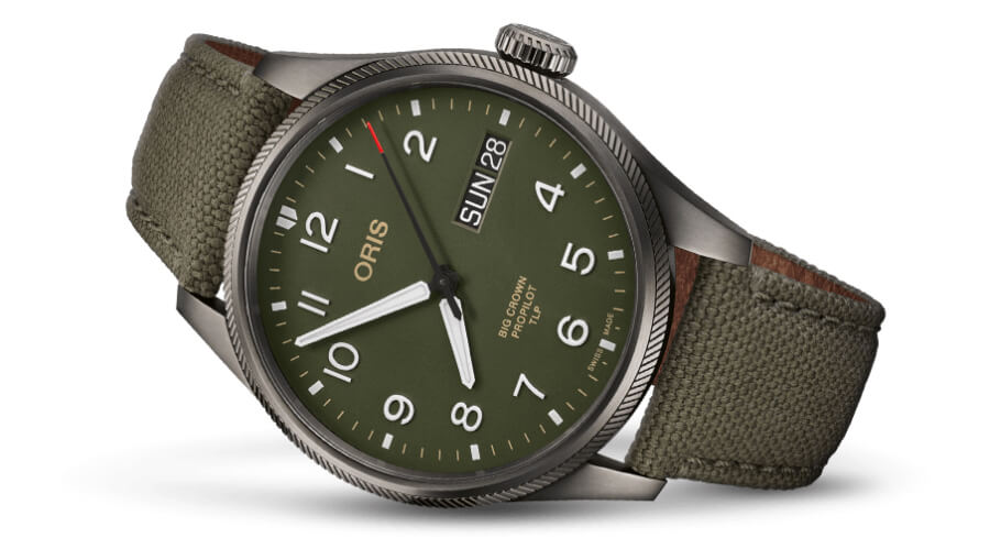 The New Oris TLP Limited Edition