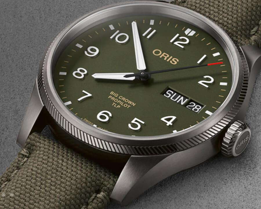 Best Pilot Swiss Watch