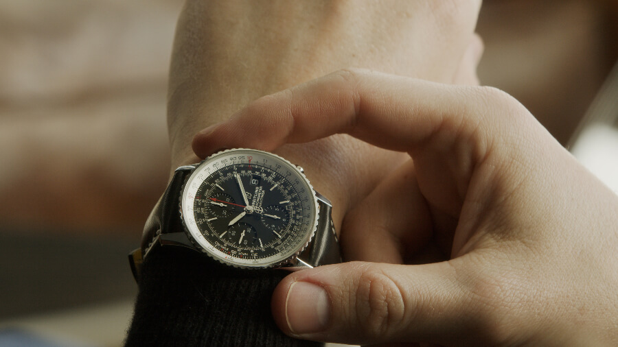 Breitling Navitimer Watch Review