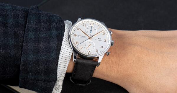 IWC Schaffhausen Timbertex Watch Straps