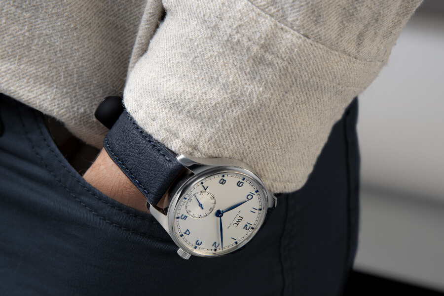 IWC Portugieser Automatic 40 Ref. IW358304 Review