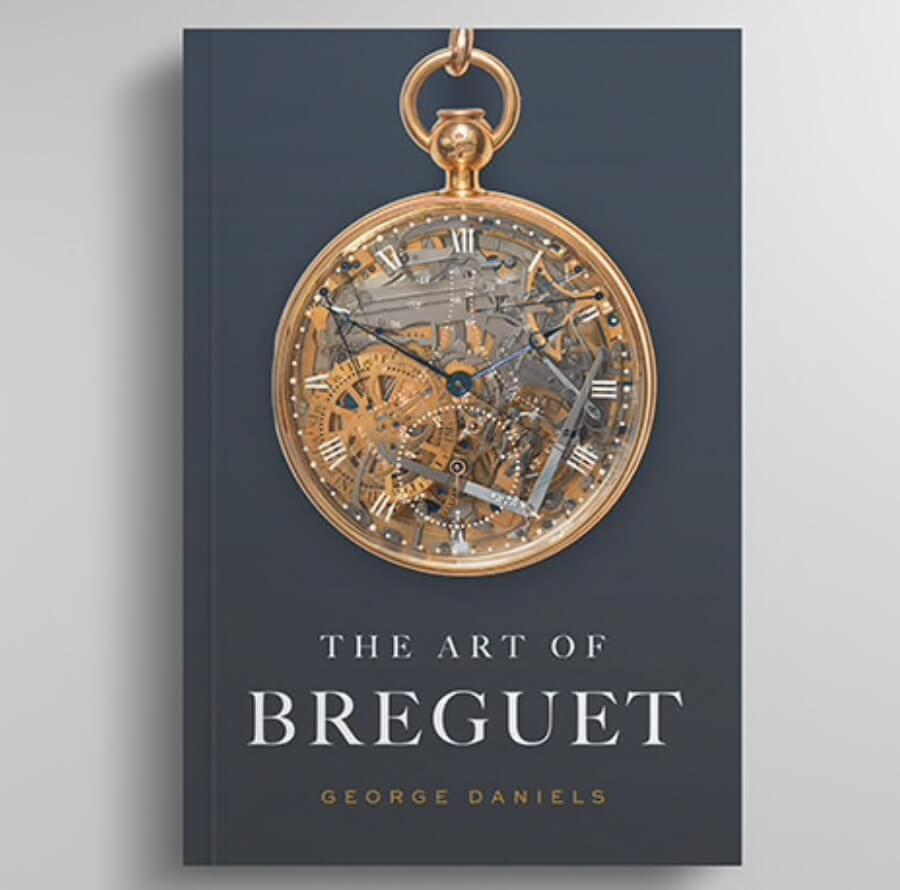 Book The Art of Breguet - George Daniels
