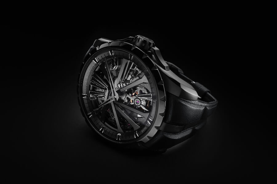 Roger Dubuis Excalibur Diabolus In Machina Watch Review