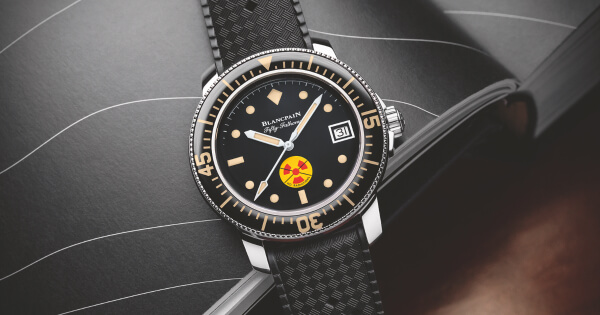 Blancpain Fifty Fathoms No Rad (Price, Pictures and Specifications)
