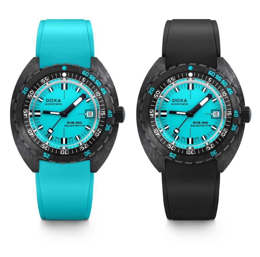 Doxa SUB 300 Carbon COSC Watch