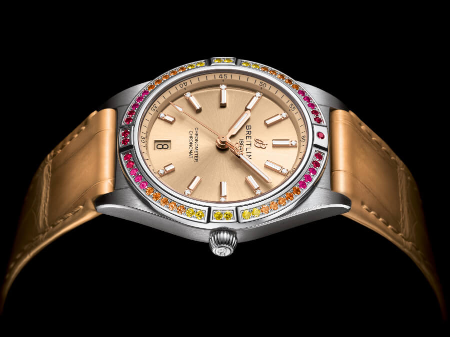 Breitling Chronomat Automatic 36 South Sea Capsule Collection Review