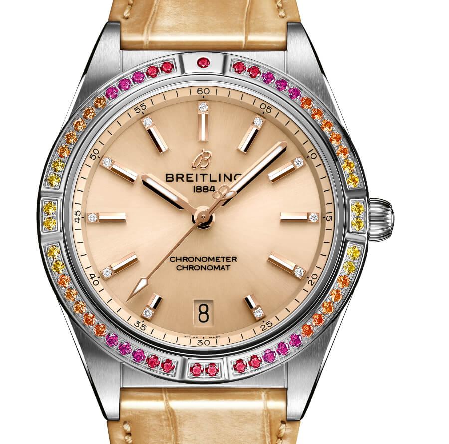 Breitling Chronomat Ladies Watch
