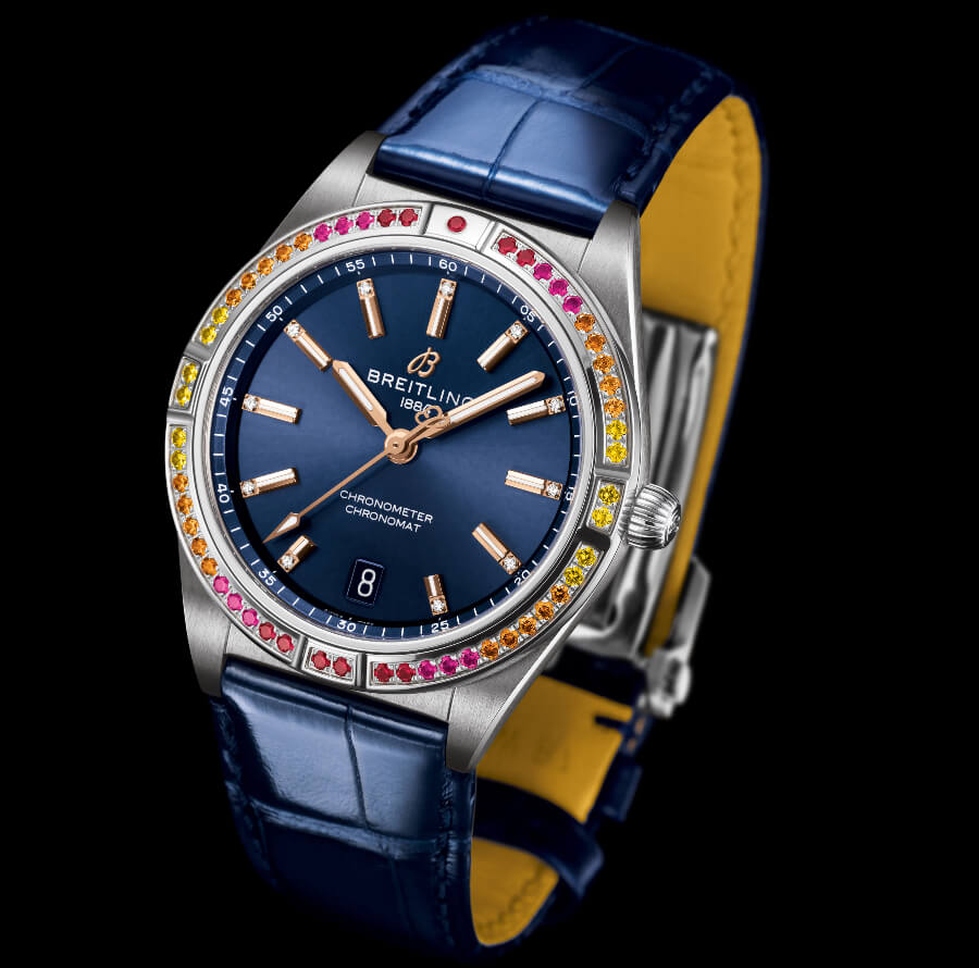Ladies watches Breitling Chronomat Automatic 36 South Sea Capsule Collection