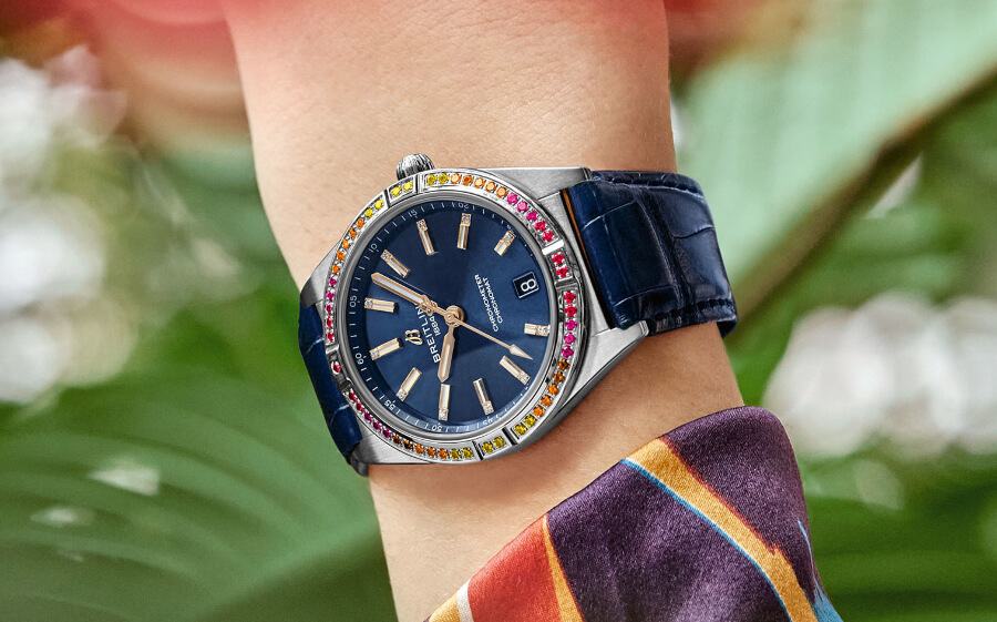 Review Breitling Chronomat Automatic 36 South Sea Capsule Collection