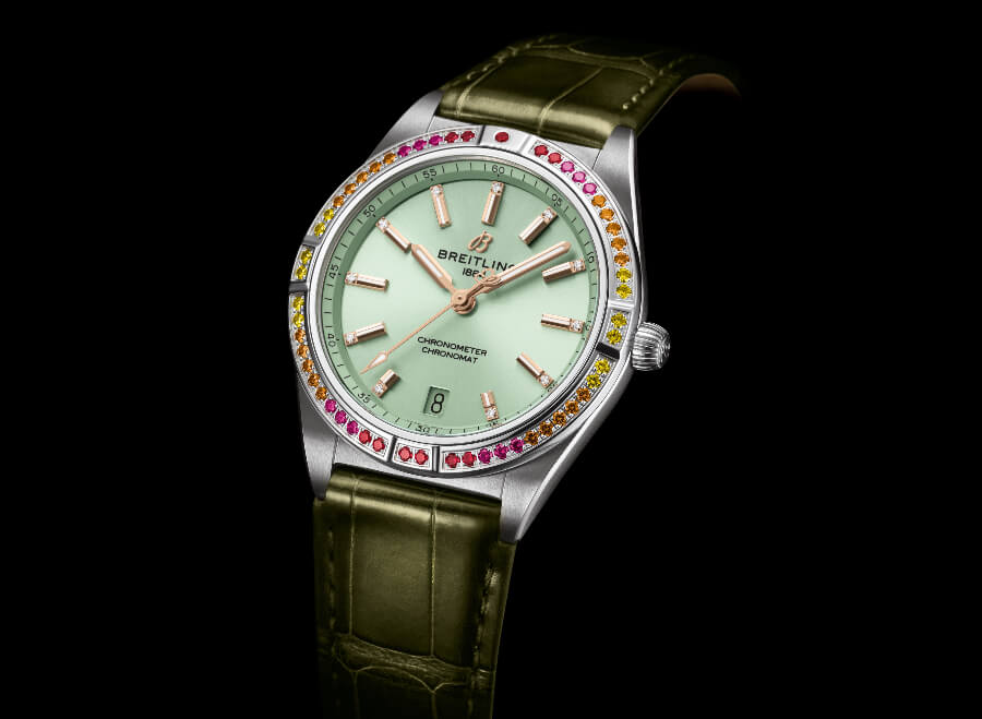 Breitling Chronomat Automatic 36 South Sea Capsule Collection Watch Review