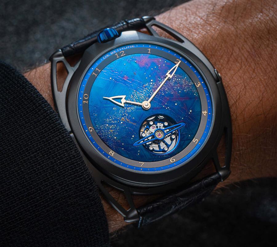 De Bethune DB28XP Meteorite Watch Review