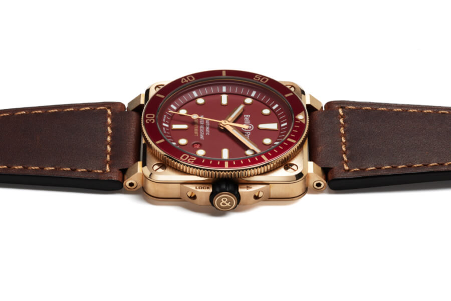 Bell & Ross BR 03-92 Diver Red Bronze Review