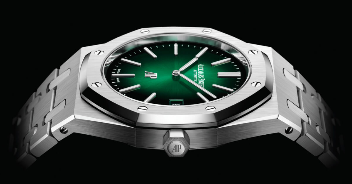 The New Audemars Piguet Royal Oak Collection
