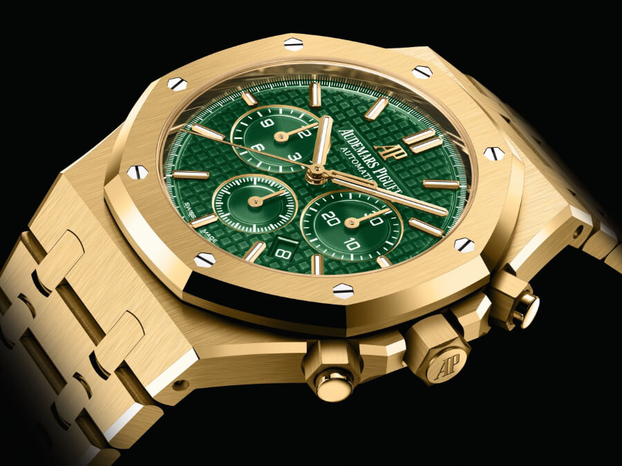 Audemars Piguet Royal Oak Selfwinding Chronograph / 41 mm