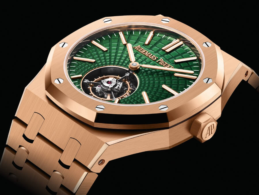 The New Audemars Piguet Royal Oak Selfwinding Flying Tourbillon / 41mm