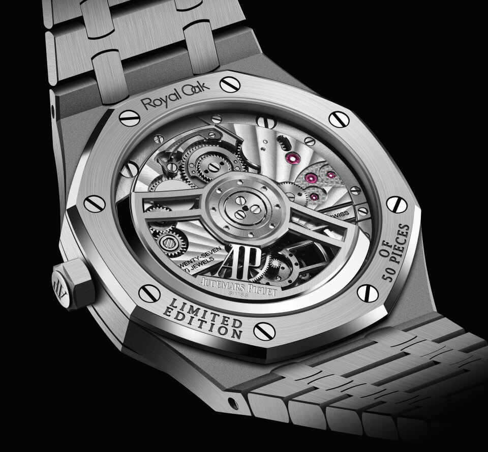 Audemars Piguet Royal Oak Selfwinding Flying Tourbillon Movement