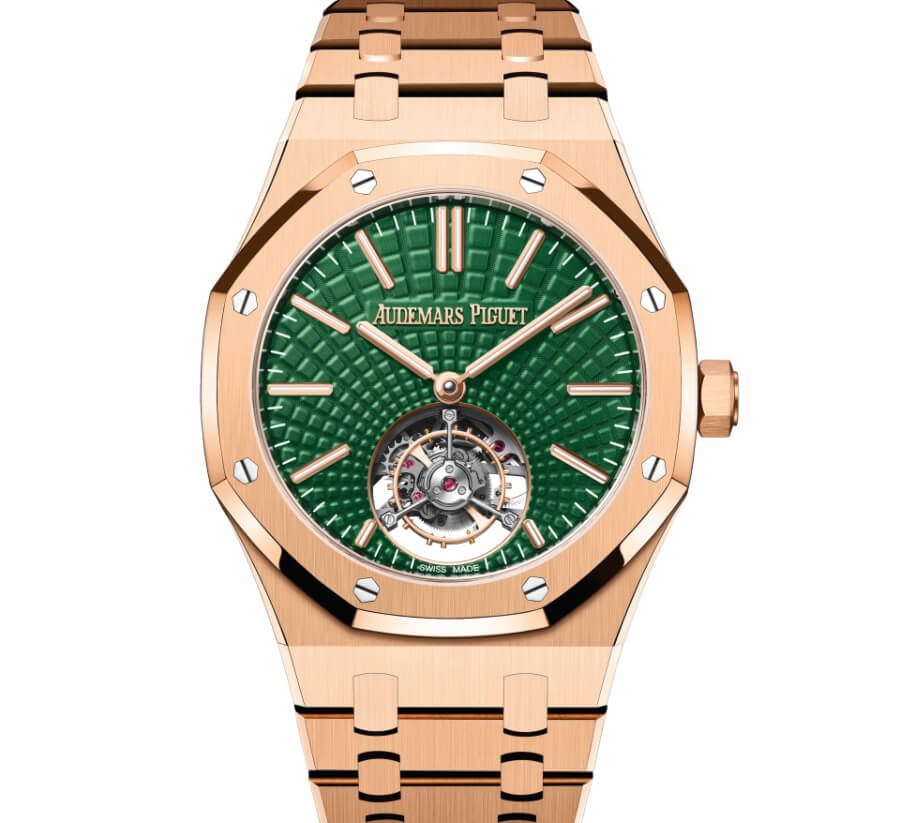Audemars Piguet Green Dial Review