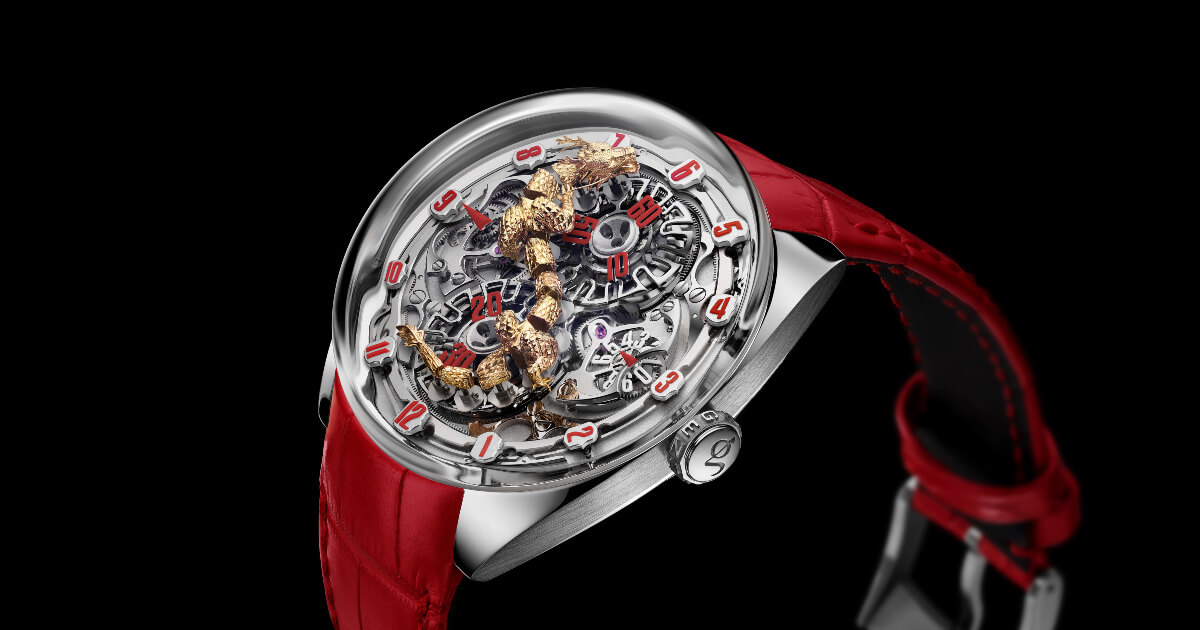 Genus Dragon Watch (Price, Pictures and Specifications)