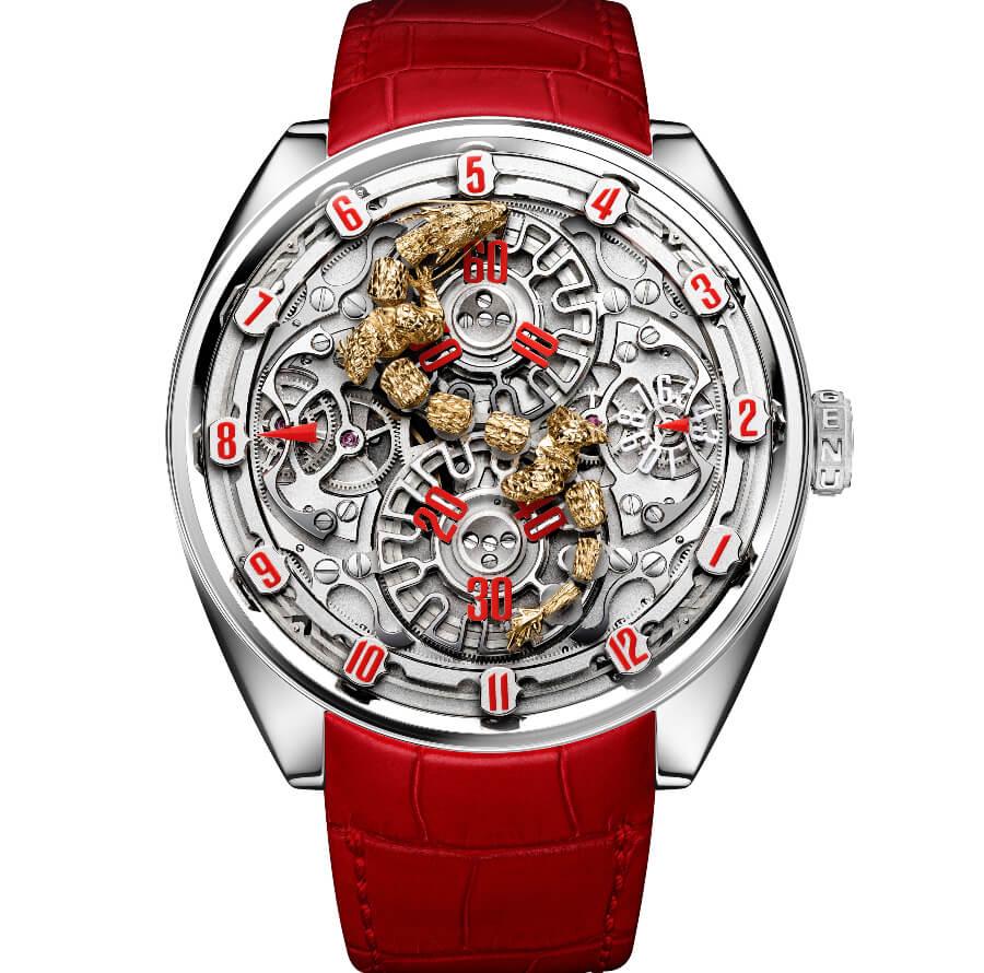 Genus Dragon Watch