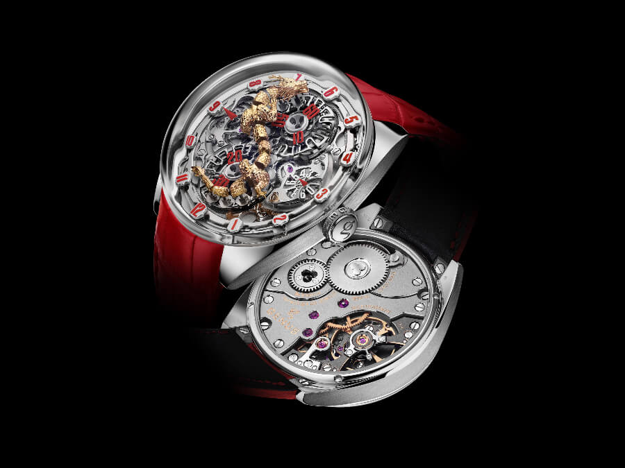 The New Genus Dragon Watch