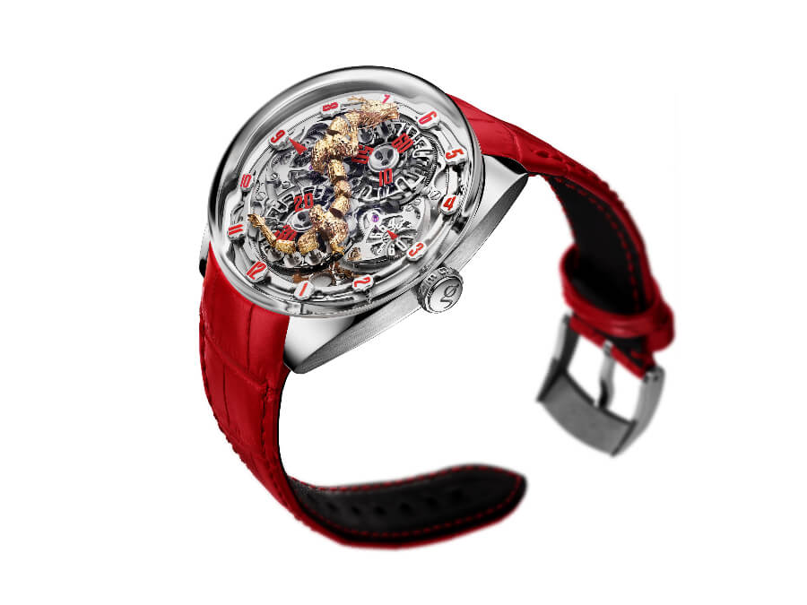 Review Genus Dragon Watch