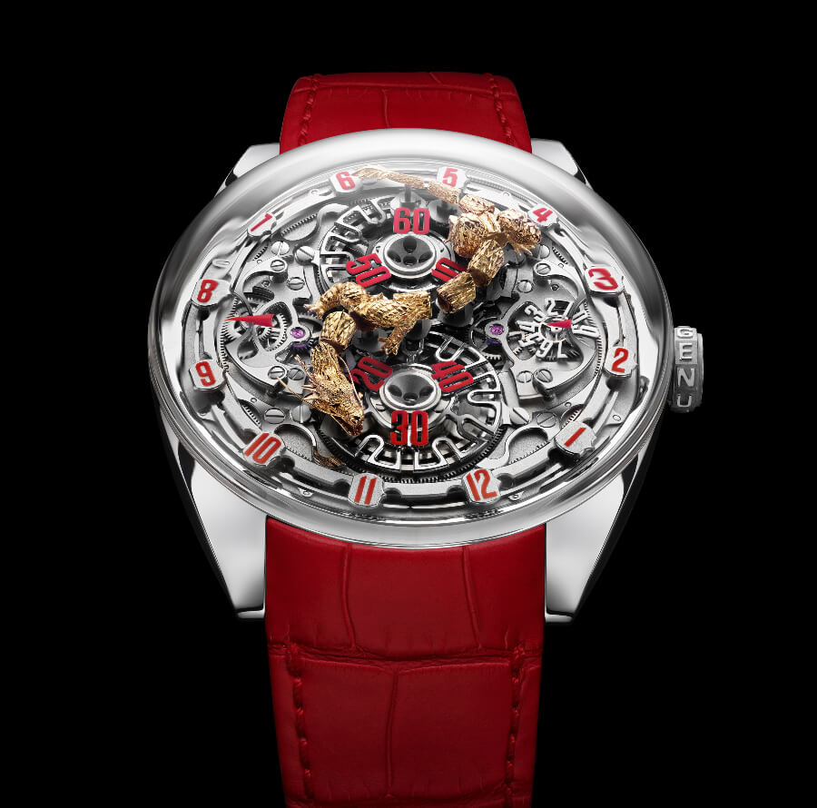 Review the Genus Dragon Watch