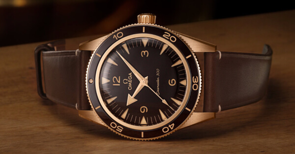 Omega Seamaster 300 Bronze Gold (Price, Pictures and Specifications)