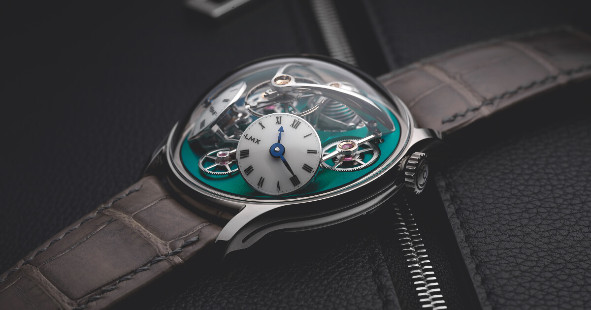 MB&F LMX Watch (Price, Pictures and Specifications)