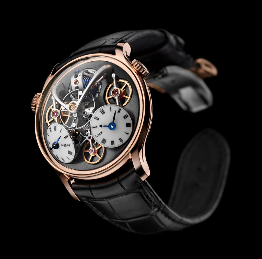 MB&F LMX Watch Review