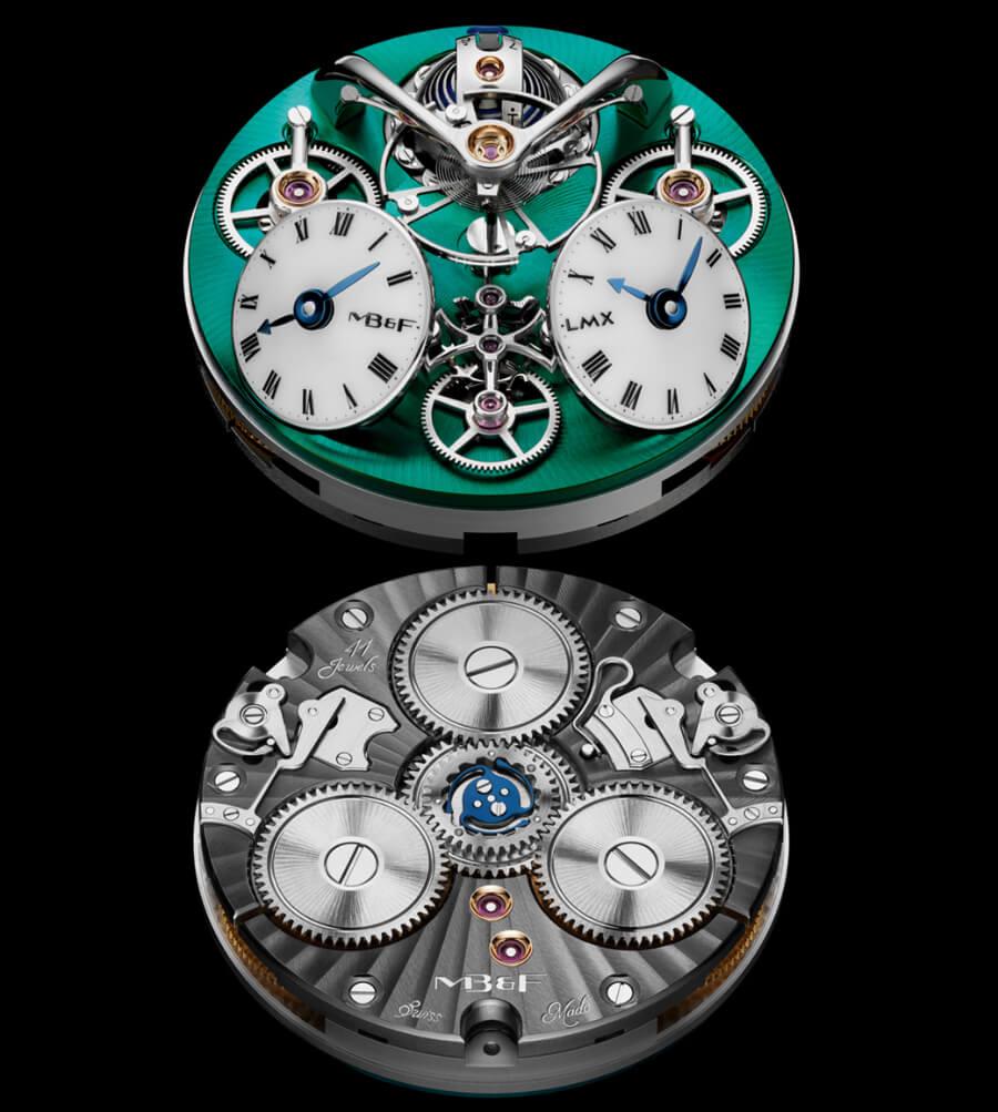 MB&F LMX Watch Movement